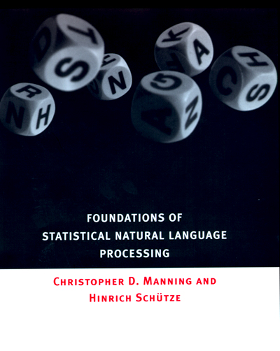 Book: Foundations of statistical natural language processing