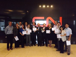 Another successful NLP4PM graduation