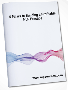 5 Pillars to building a profitable NLP Practice Download today