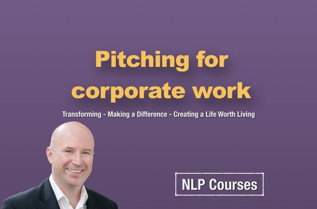 Corporate Pitching Seminar