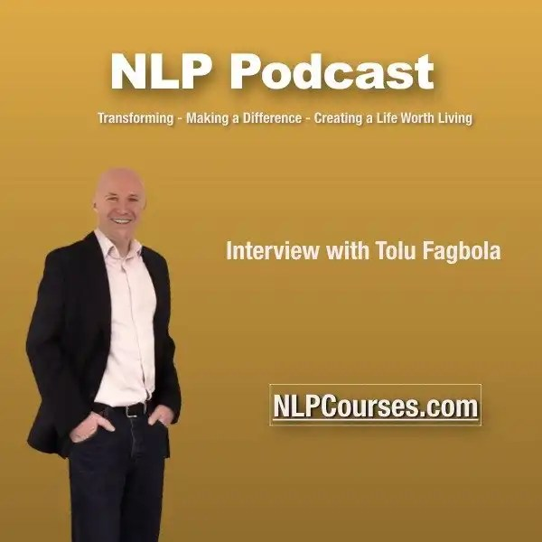 NLP Podcast - How NLP changed my life from sleeping on a park bench to running my own business