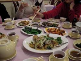 Eating Chinese Style