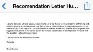 Hugo Sloot Talentrijk leiderschap Olympische spelen