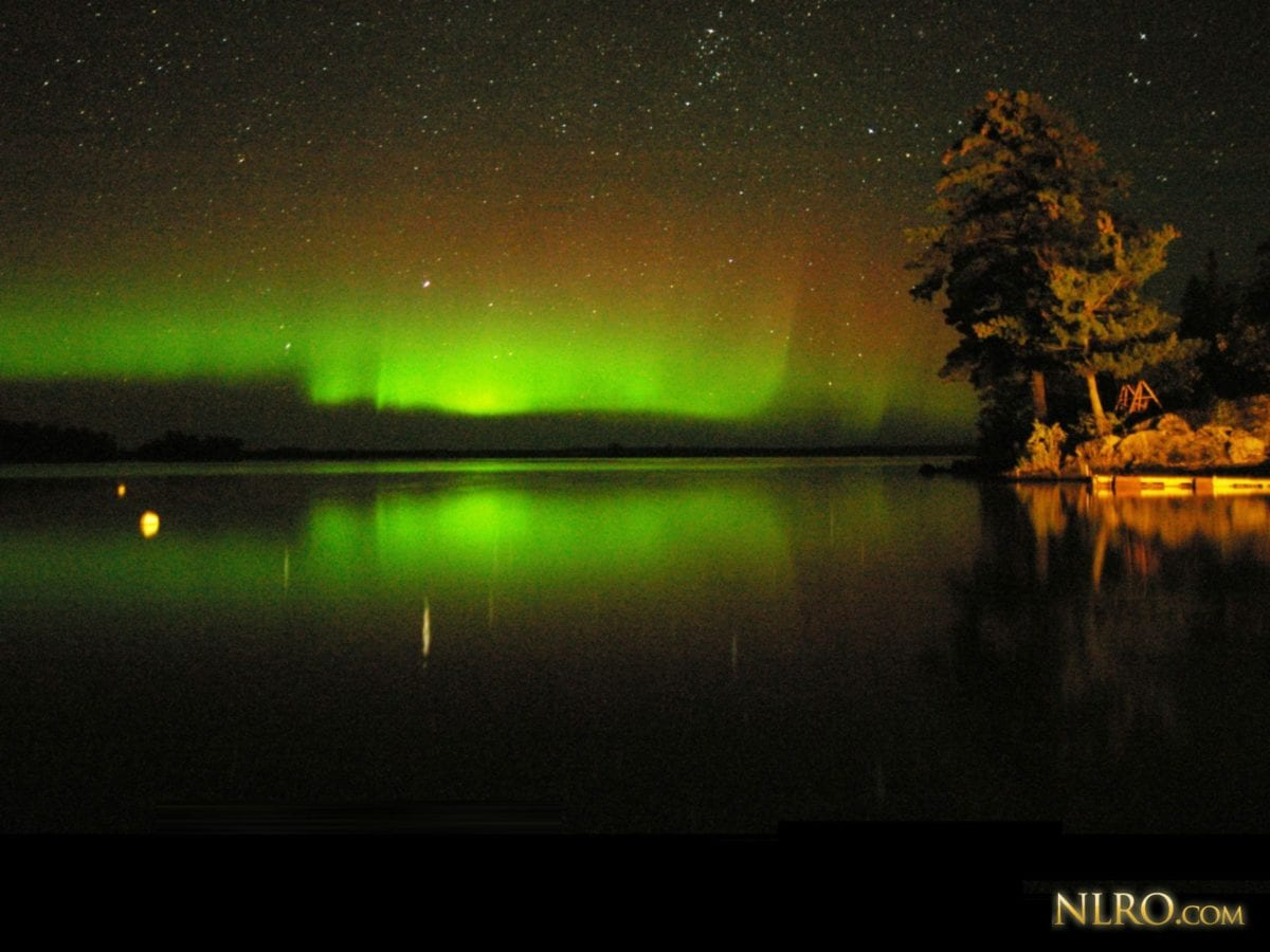 Northern Lights Forecast Mn