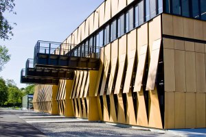 Boston University Rowing Boathouse - AW Architecture