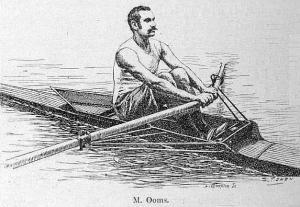 Janus Ooms in 1891