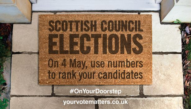 NLRP12 Manifesto for 2017 Scottish Council Elections