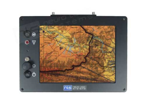 Smart Computer Display Rugged LCD Products CF-8-NP1