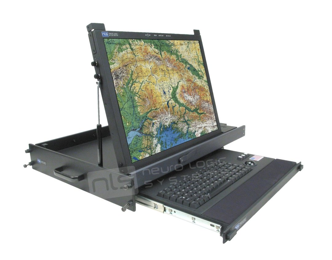 RFT-20-2U-RAR Rugged Display Products