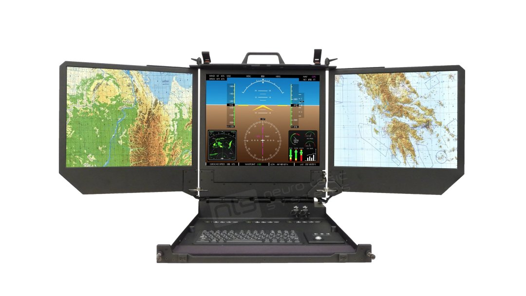 CSC-3L-19 (Front) monitor