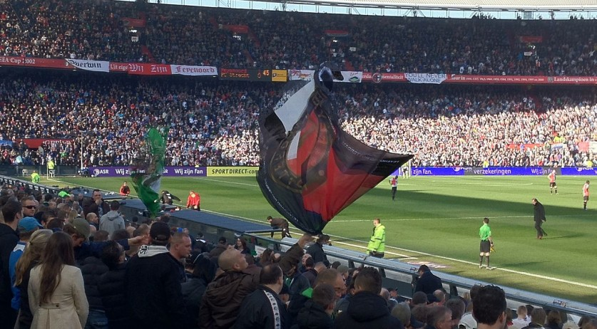 rangers fans expected at feyenoord
