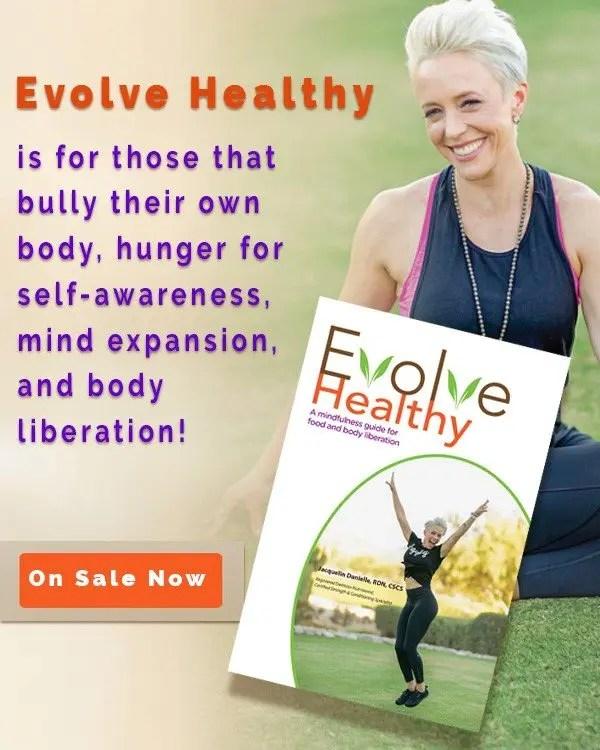 Evolve Healthy book