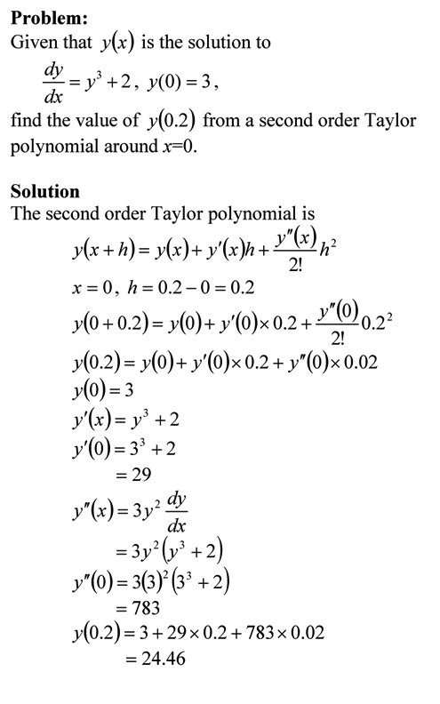 taylor series introduction pdf free