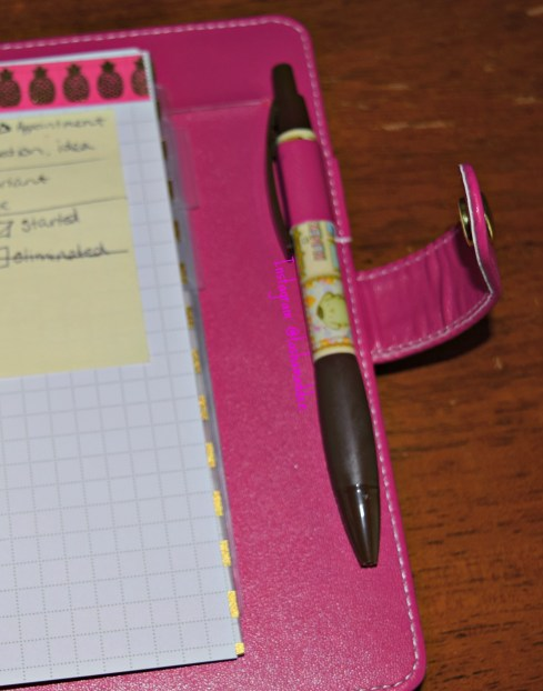 Pen Planner