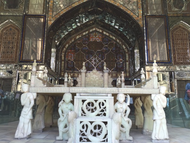 the-kings-throne-in-golestan-palace-from-qajar-period