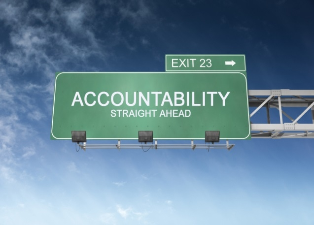 Accountability – Not Excuses and More Money