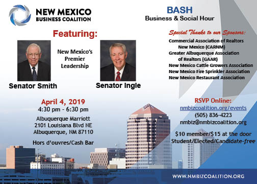 2019 Pre-Legislative BASH (Business and Social Hour)