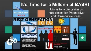 Read more about the article NMBC to Host Millennial BASH on July 11th