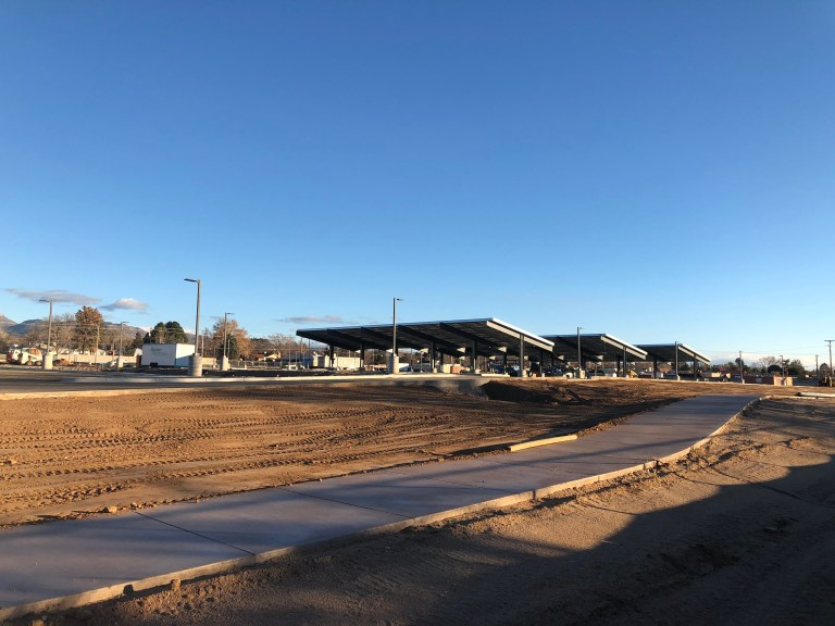 Montgomery Complex solar array