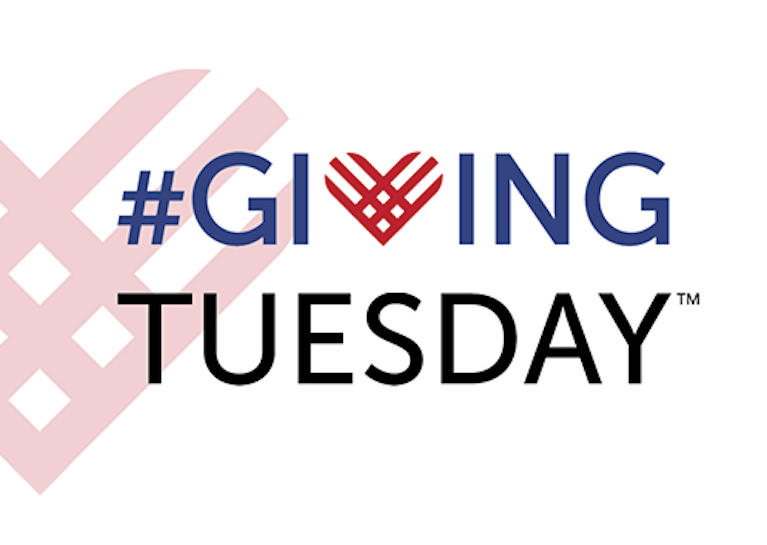 Mark your calendars for #GivingTuesday