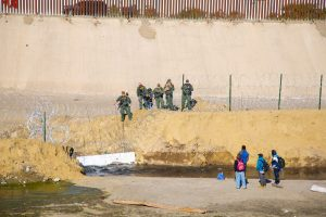 Read more about the article Illegal border crossings still an issue for local communities