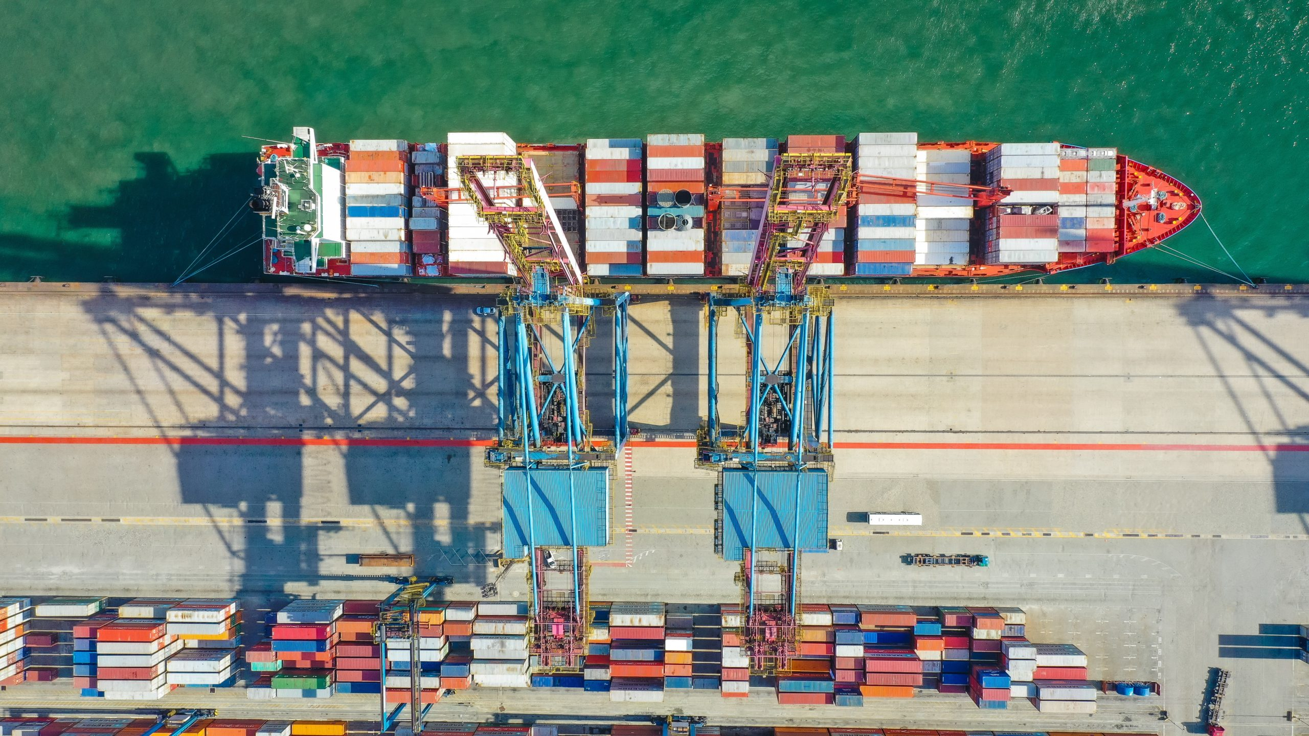 Read more about the article As trade tensions ease, coronavirus complicates commerce