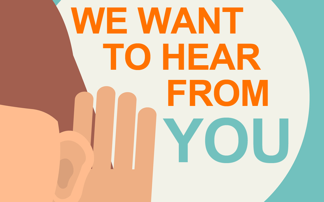 NMBC wants to hear from you!