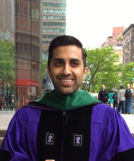 Photo of Dr. Bains
