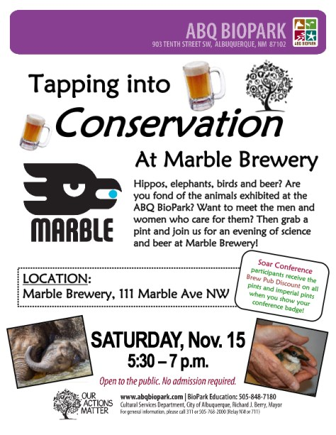 Science Cafe at Marble_Nov14