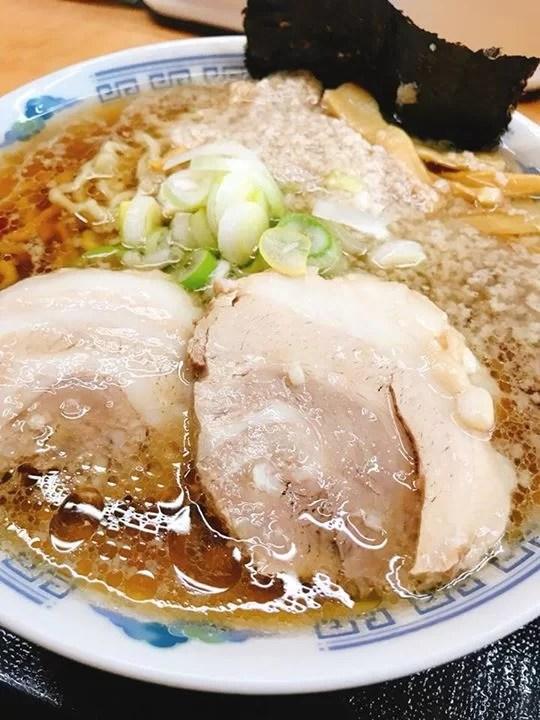 酒田ラーメン大学   背脂文学科