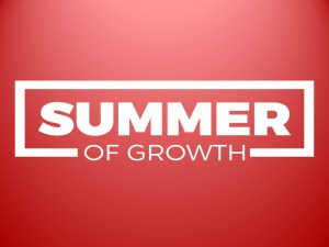 Summer of Growth Logo