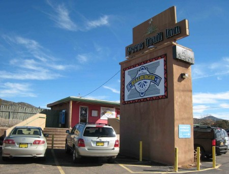 Real Burger in the Santa Fe outskirts