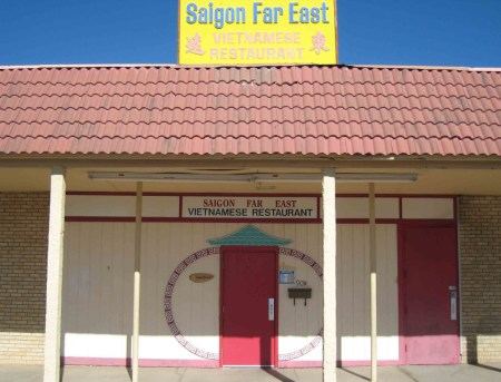 Saigon Far East on San Pedro