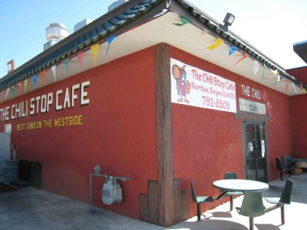 The Chili Stop Cafe on Albuquerque's West Side