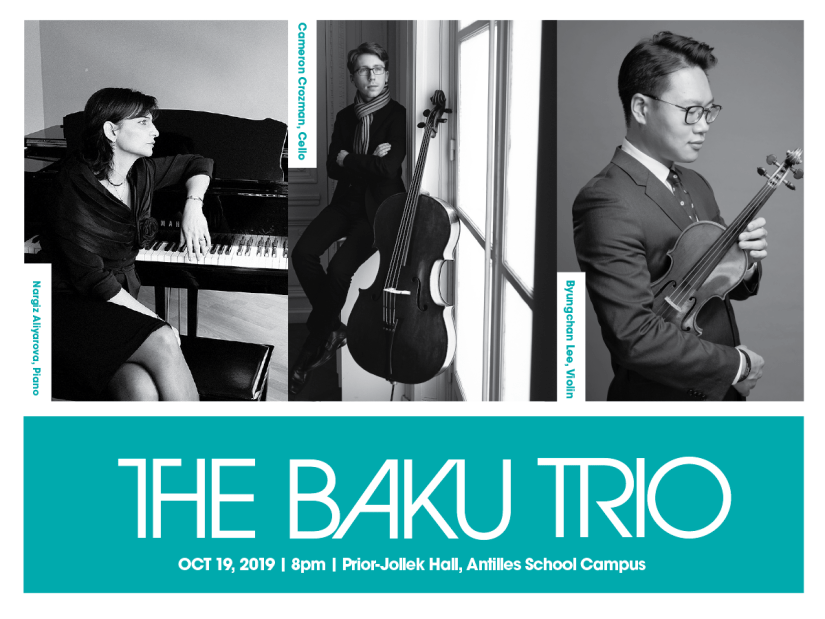 Chamber Music Concert at Prior-Jollek Hall