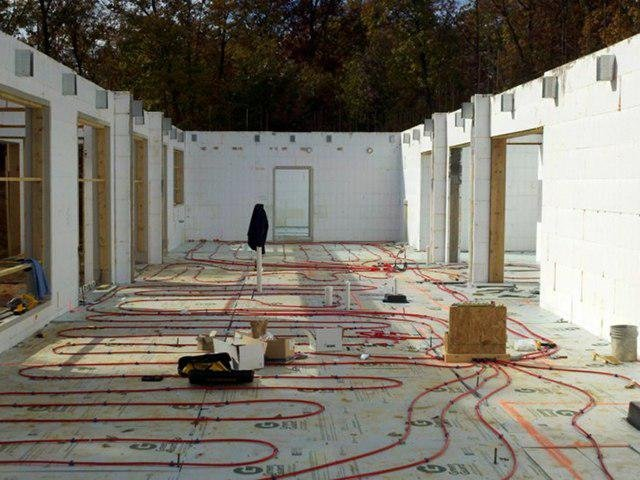 Owners Create Dream Home With ICF Walls And Foundation