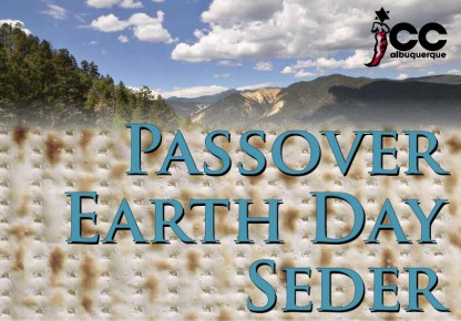 Passover Earth Day Seder