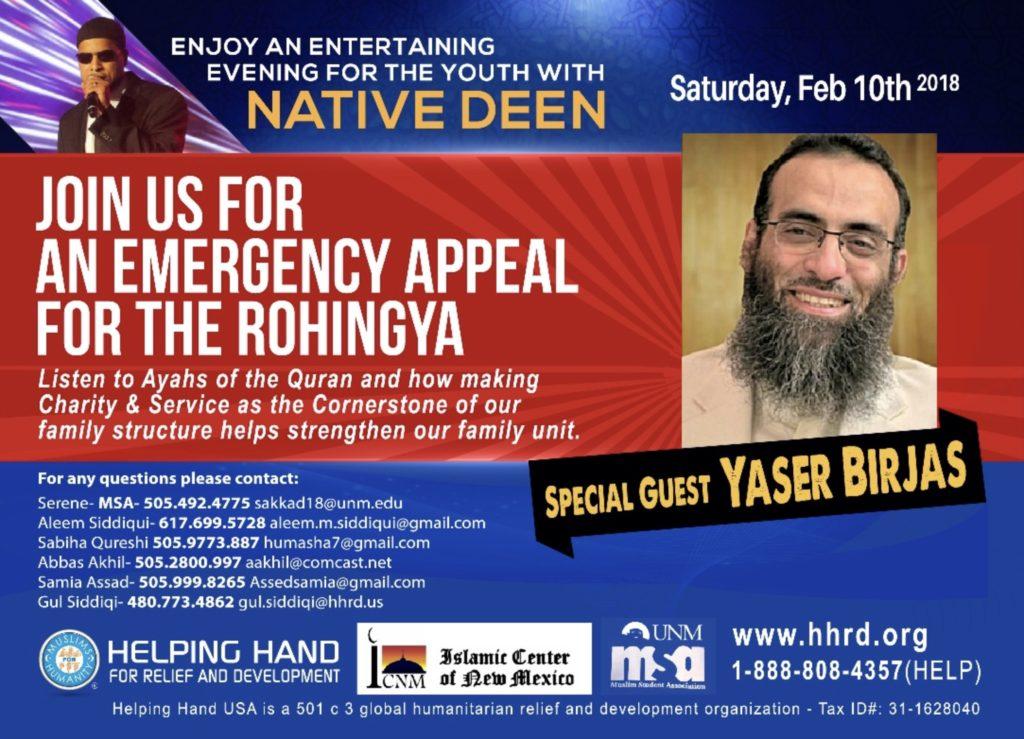 Rohingya Event