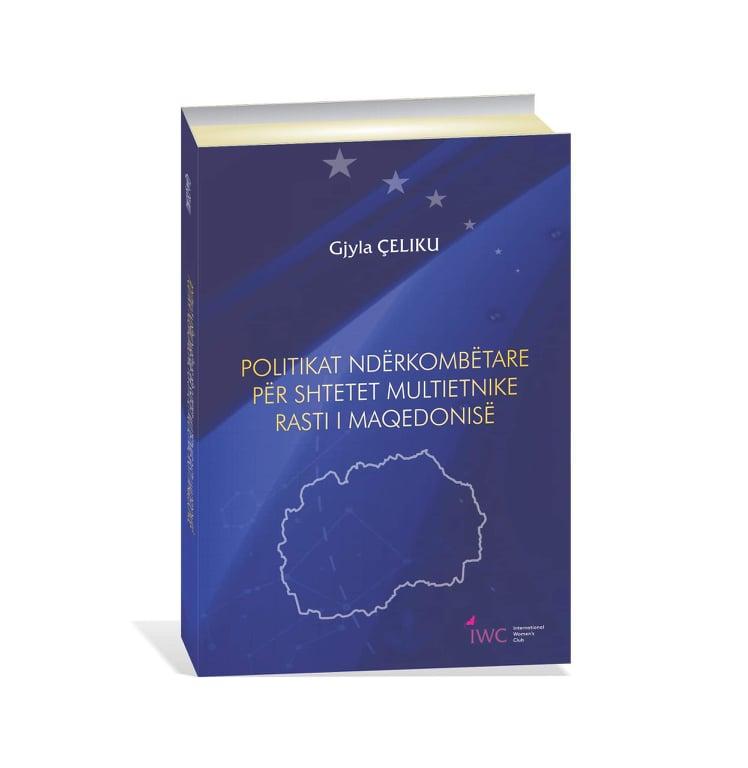 Profesoresha Gjyle Çeliku publikon librin e saj