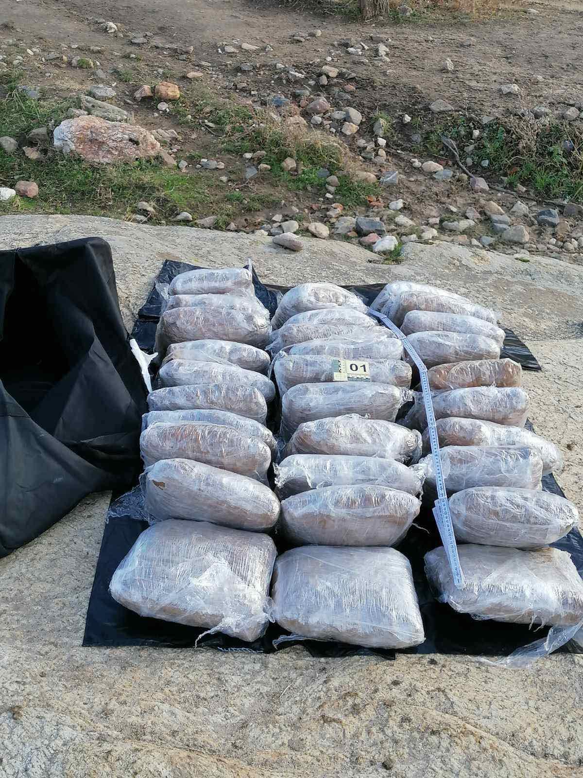 Konfiskohen 53 kilogram marijuhanë, arrestohet një person nga Kalishta
