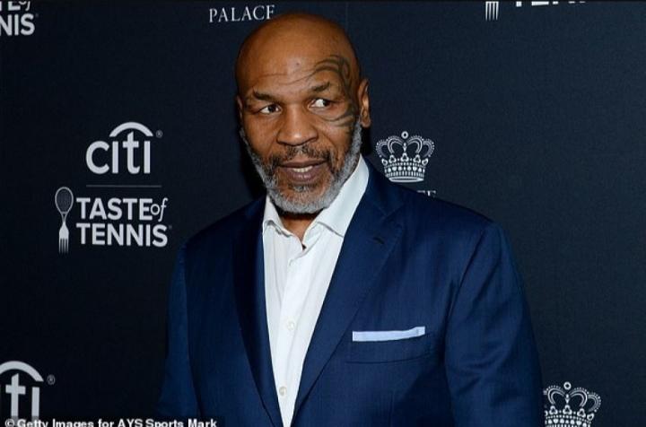 Mike Tyson kritikon serialin e 'Hulu', bazuar në jetën e tij