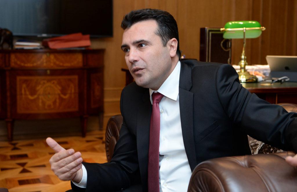 Për se Zaev kërkon Qeveri të zgjeruar?