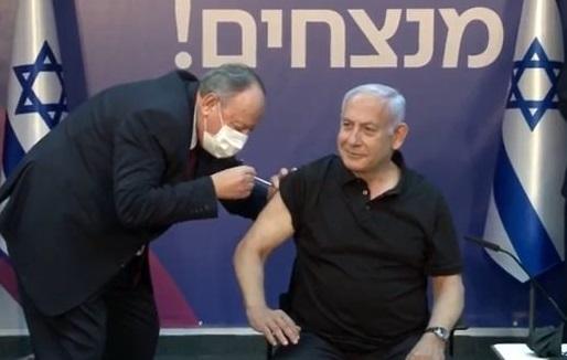 Netanyahu: Izraeli, vendi i parë që del nga Covid, deri në fund të marsit vaksinohet e gjithë popullsia