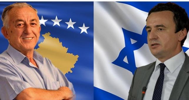 Fahri Xharra: Albin, kur të thërret Izraeli, merre guximin!