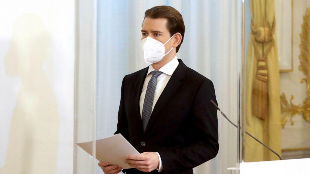 Kancelari austriak: BE shumë e ngadaltë, do prodhojmë vaksina me Izraelin