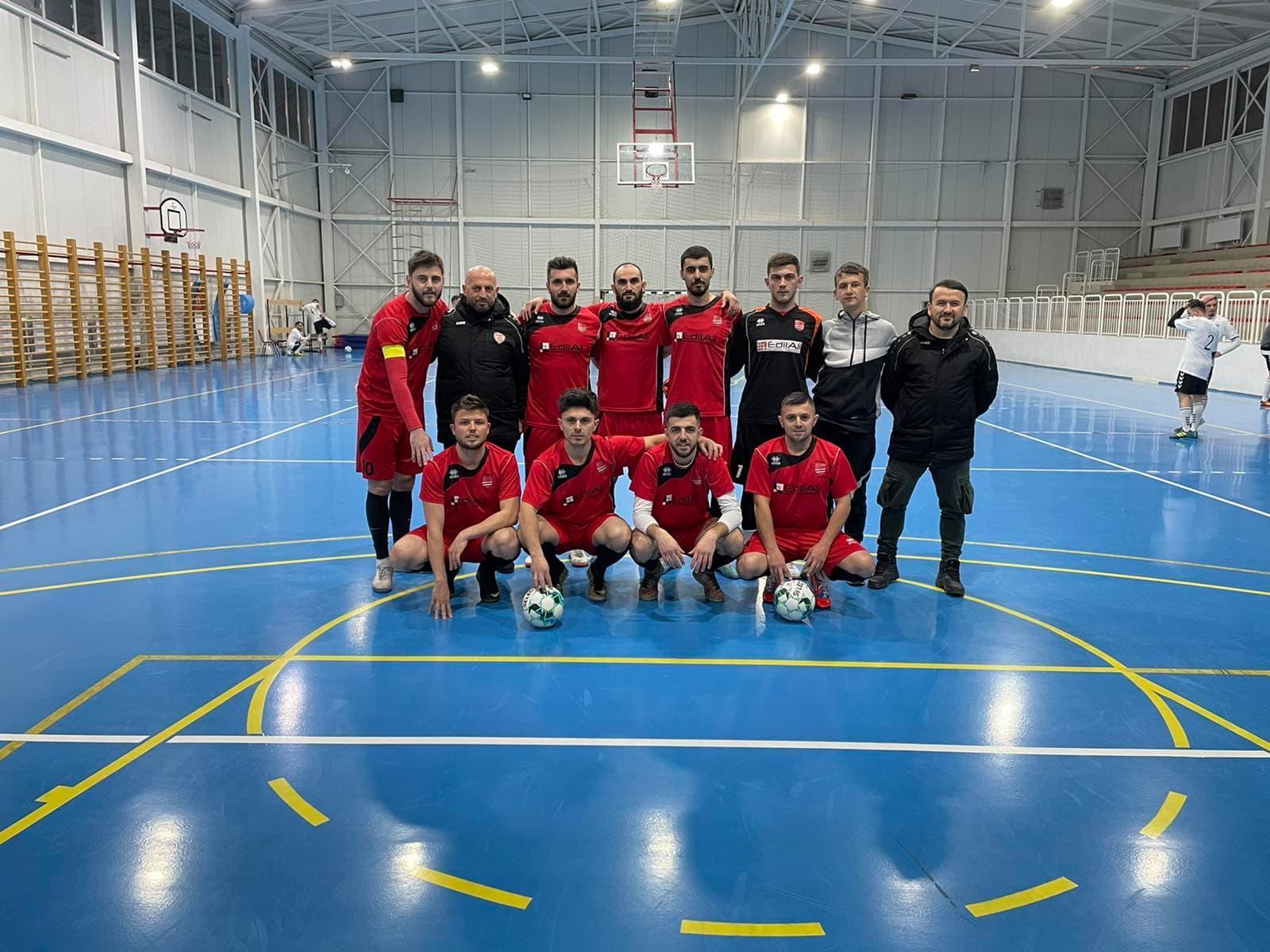 Futsall – Shkëndija demolon SEE University me rezultat 10:0