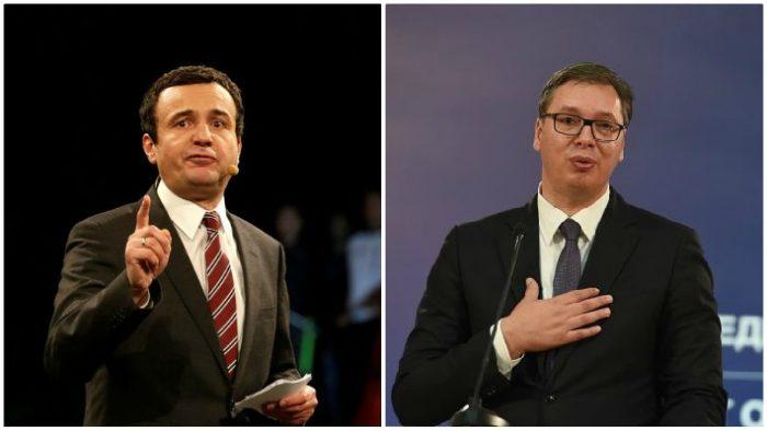 """""""Kur do ta njihni Kosovën"""", Vuçiq i përgjigjet Kurtit: Kurrë!"""