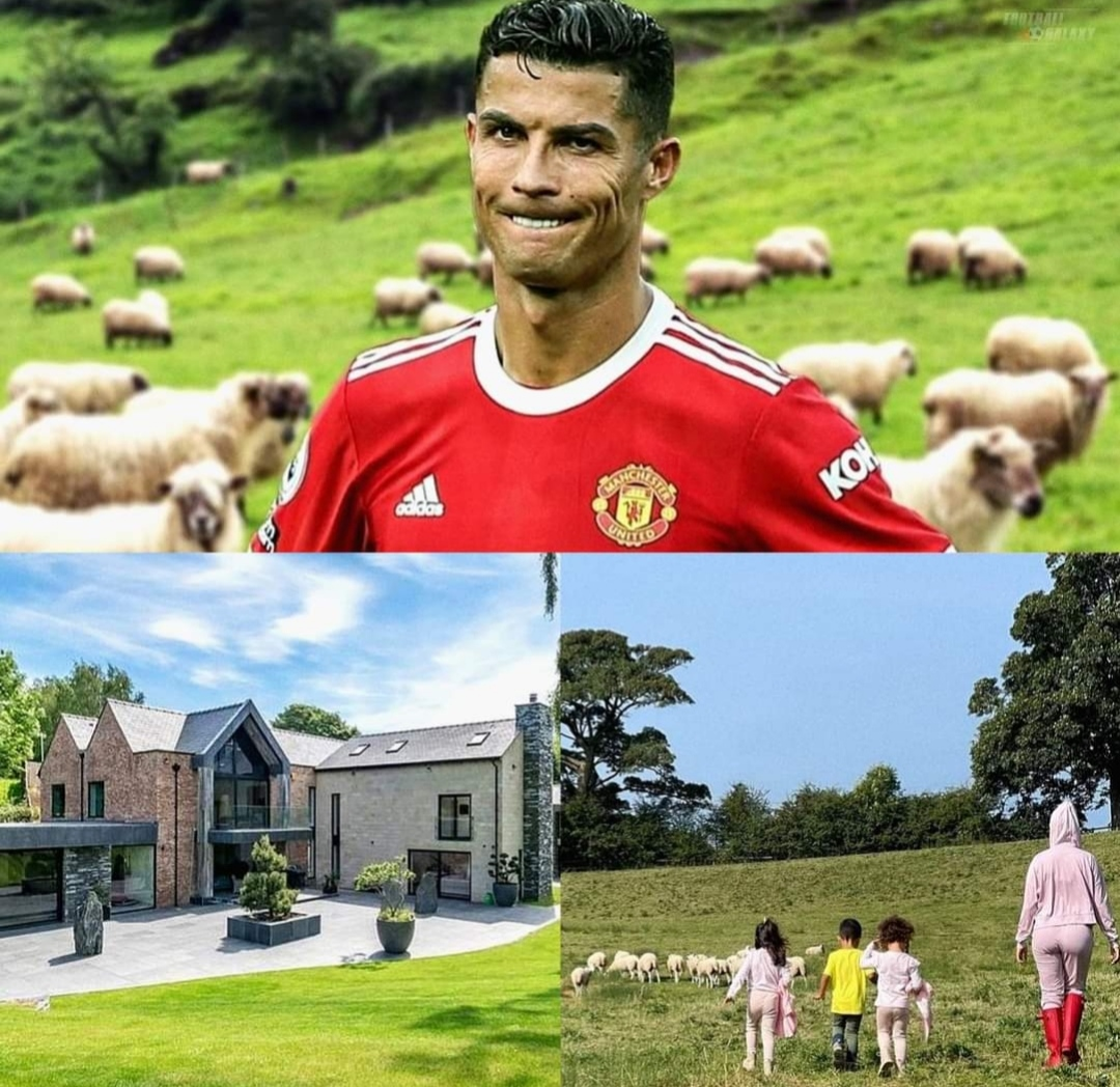 Delet nuk e lejonin të flejë natën, Cristiano Ronaldo detyrohet të ndërroj vilën e tij 6 milionëshe