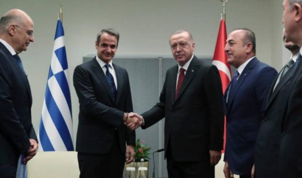 Mitsotakis e mohoi një javë më parë, Erdogan: Do të takohemi, ta shohim sa i ndershëm është