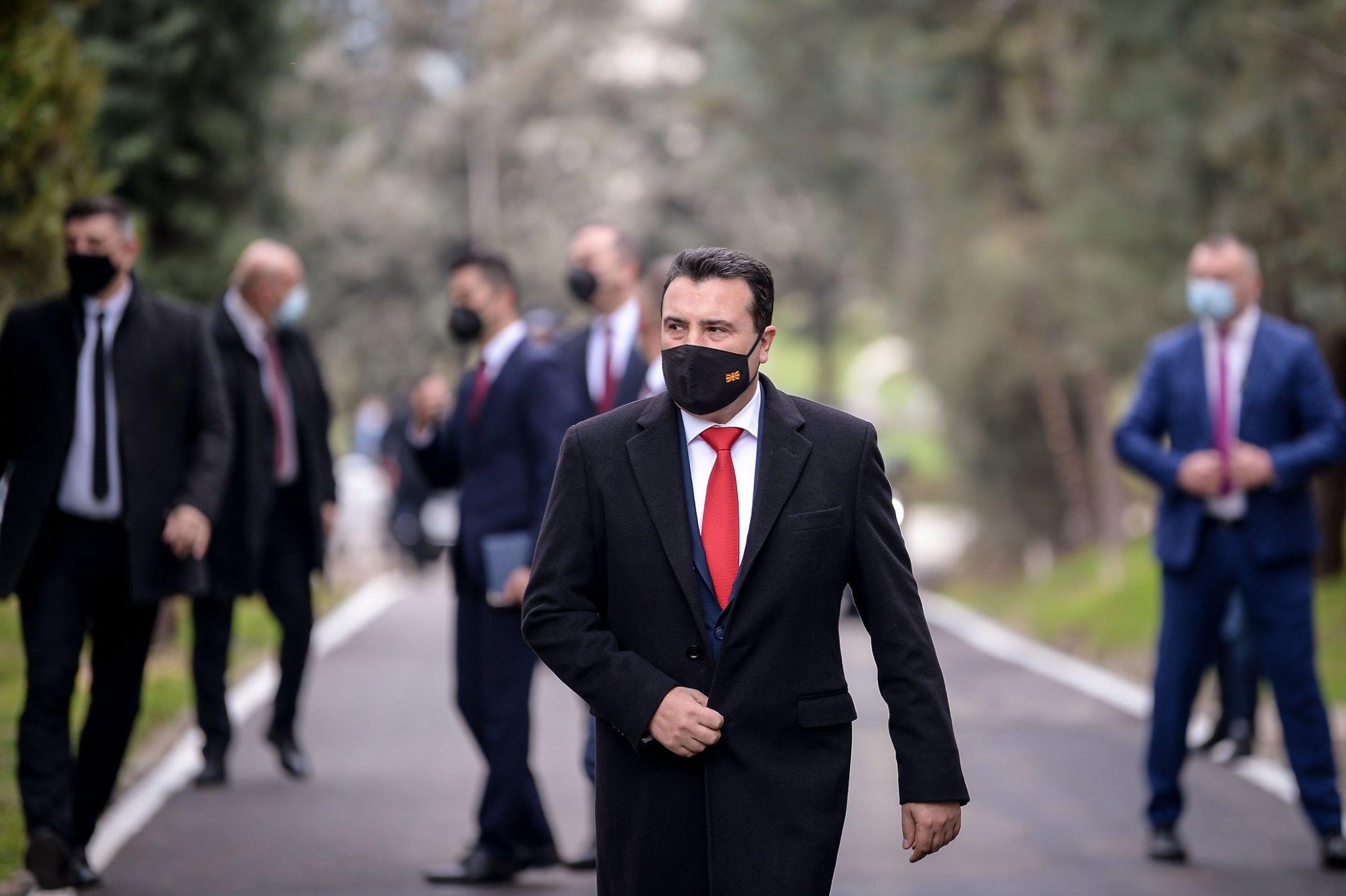 Parandalohet një antentat ndaj Zoran Zaevit